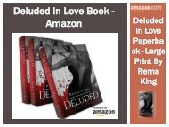 Deluded in Love Book - Amazon