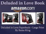 Deluded in Love Book