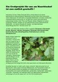 Mauritiushof Natur Magazin Mai 2016 - Seite 5