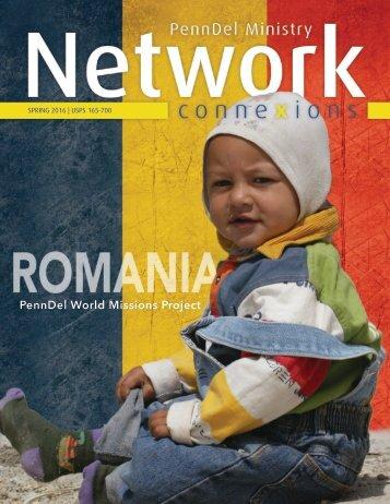 Network Spring 2016
