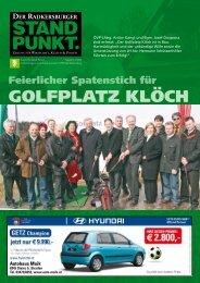 GOLFPLATZ KLÖCH - Steirische Volkspartei