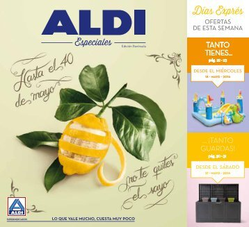 aldi espana folleto no 20