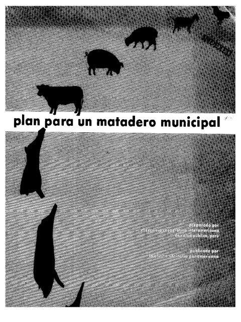 plan para matadero