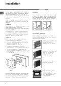 KitchenAid F 53 C.1 IX /HA - Oven - F 53 C.1 IX /HA - Oven FI (F053971) Istruzioni per l'Uso - Page 2