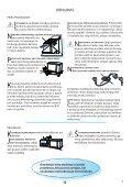 KitchenAid JQ 278 SL - Microwave - JQ 278 SL - Microwave LT (858727899890) Istruzioni per l'Uso - Page 3