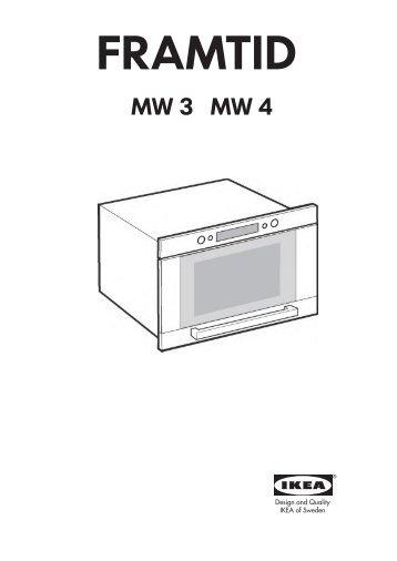 KitchenAid 30095134 MBI S40AL - Microwave - 30095134  MBI S40AL - Microwave EUR (858748416670) Installazione