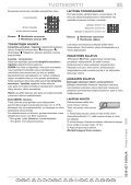 KitchenAid 201 576 98 - Fridge/freezer combination - 201 576 98 - Fridge/freezer combination FI (853920516740) Scheda programmi - Page 2