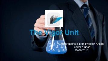The Vigor Unit