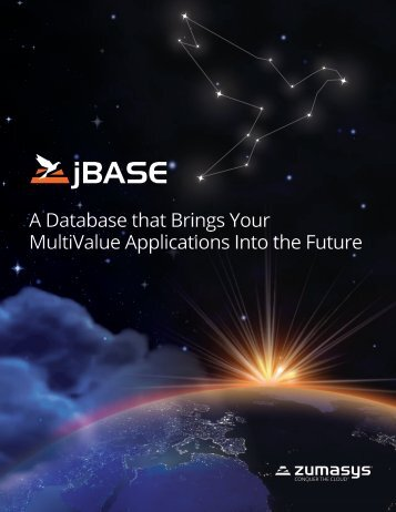 A Database that Brings Your MultiValue Applications Into the Future