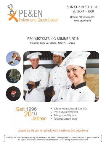 Katalog Sommer 2016