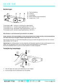 KitchenAid 1 DI-234/1 - Fridge/freezer combination - 1 DI-234/1 - Fridge/freezer combination NL (853970518050) Scheda programmi - Page 2