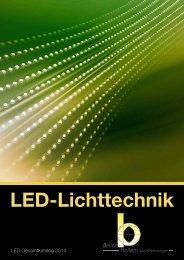 Belitz & Hollain LED LichtTechnologie Produktkatalog 2014