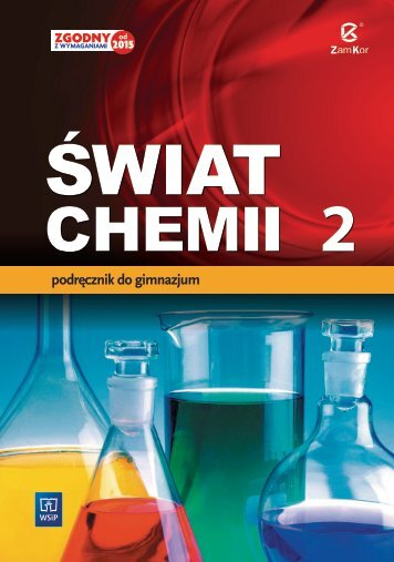 Świat chemii. Podręcznik do gimnazjum. Klasa 2
