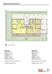 Erdgeschoss Residenz A - IV-Center GmbH