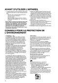 KitchenAid 845 382 10 - Refrigerator - 845 382 10 - Refrigerator FR (855100301030) Istruzioni per l'Uso - Page 2