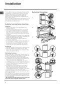 KitchenAid NBAA 33 NF NX - Refrigerator - NBAA 33 NF NX - Refrigerator DE (F053884) Istruzioni per l'Uso - Page 2