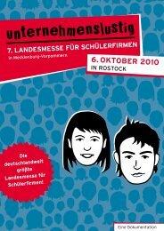 6. oktober 2010 - schuelerfirmen-mv.de