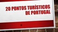 20 Pontos Turísticos de Portugal