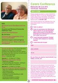 CARERS CONFERENCE - Page 3