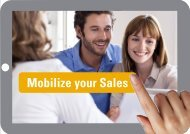 Mobile Sales Solution