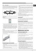 KitchenAid E2BL 19213 F O3 (TK) - Fridge/freezer combination - E2BL 19213 F O3 (TK) - Fridge/freezer combination TR (F085165) Istruzioni per l'Uso - Page 7