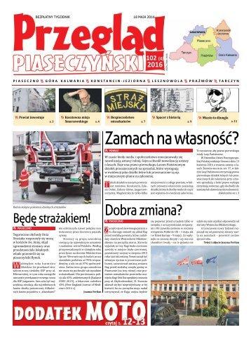 Przegląd Piaseczyński, Wydanie 102
