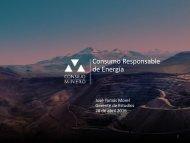Consumo Responsable de Energía