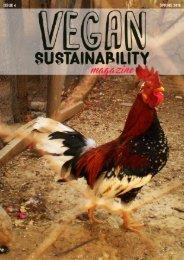 Vegan Sustainability Magazine - Spring 2016
