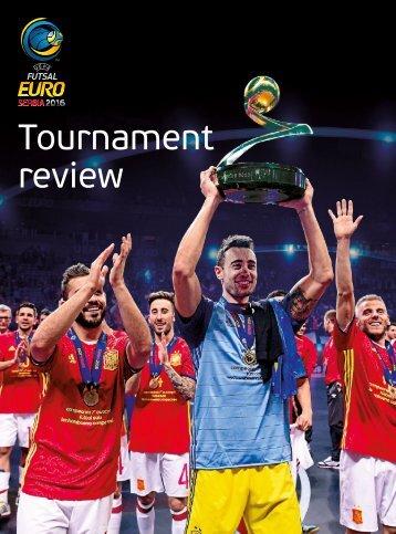 Tournament review