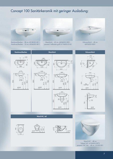 Concept 100 WCs, Bidet un