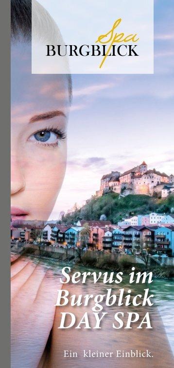 Burgblick DAY SPA_Anwendungs-Preisliste