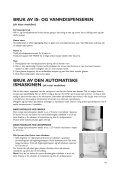 KitchenAid 20RB-D4L A+ - Side-by-Side - 20RB-D4L A+ - Side-by-Side NO (858645011020) Istruzioni per l'Uso - Page 6
