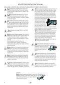 KitchenAid JQ 276 SL - Microwave - JQ 276 SL - Microwave SK (858727699890) Istruzioni per l'Uso - Page 4
