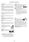 KitchenAid JQ 276 SL - Microwave - JQ 276 SL - Microwave SK (858727699890) Istruzioni per l'Uso - Page 5