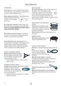 KitchenAid JQ 276 SL - Microwave - JQ 276 SL - Microwave SK (858727699890) Istruzioni per l'Uso - Page 6