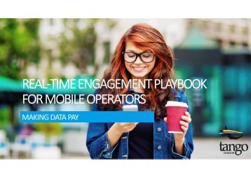 Tango Telecom Real time Engagement Playbook