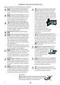 KitchenAid JQ 276 SL - Microwave - JQ 276 SL - Microwave LT (858727699890) Istruzioni per l'Uso - Page 4