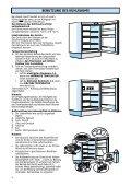 KitchenAid C 166 R - Refrigerator - C 166 R - Refrigerator DE (853937315000) Istruzioni per l'Uso - Page 3