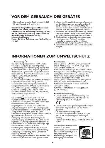 KitchenAid 911.4.12 - Refrigerator - 911.4.12 - Refrigerator DE (855164116000) Istruzioni per l'Uso