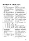 KitchenAid 20RB-D3L A+ - Side-by-Side - 20RB-D3L A+ - Side-by-Side DA (858644511020) Istruzioni per l'Uso - Page 3