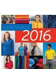 Uniforms By Threadz Essentials 2016