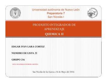 PIA QUIMICA EILC11
