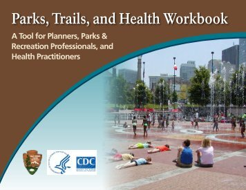Parks Trails and Health Workbook