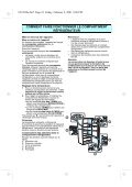 KitchenAid A 301/G - Refrigerator - A 301/G - Refrigerator FR (853917601000) Istruzioni per l'Uso - Page 4
