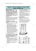 KitchenAid A 301/G - Refrigerator - A 301/G - Refrigerator FR (853917601000) Istruzioni per l'Uso - Page 5