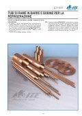 tubi di rame in barre e bobine per la refrigerazione - ITE-Tools.com - Page 2