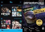 Prensario música & video | Mayo 2016 Prensario música & video | Mayo 2016