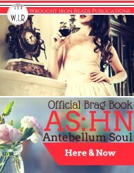 The Official Brag Book of Antebellum Soul: Here & Now