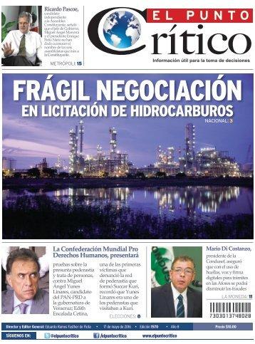 FRÁGIL NEGOCIACIÓN