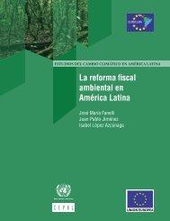 La reforma fiscal ambiental en América Latina
